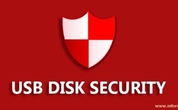 Télécharger USB Disk Security pro
