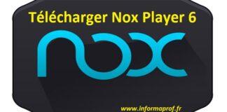 Télécharger Nox Player 6 app