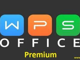 Télécharger wps office premium