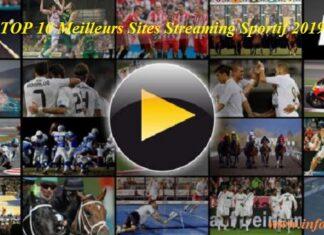 Streaming sportif