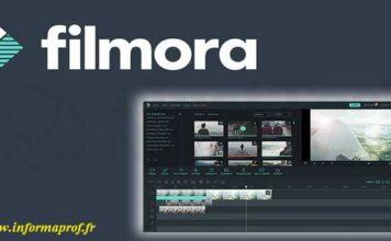 Wondershare Filmora 8 .7.6.2 Crack Version Complète