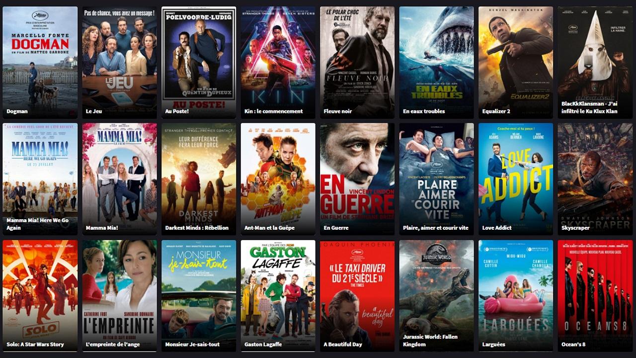 Trozam Streaming est l'un meilleur site des Films Streaming
