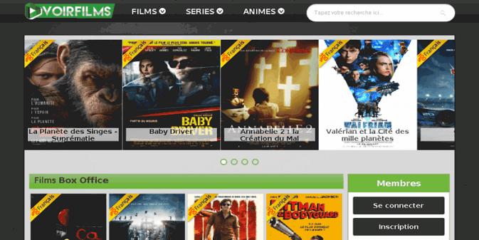 voir films streaming