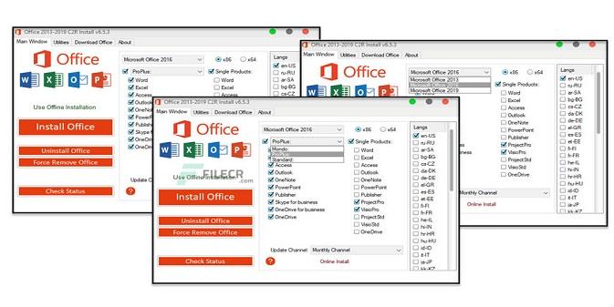 Microsoft Office 2019 pro plus iso