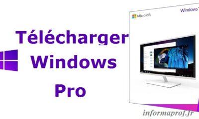 Télécharger Windows 11 Pro 32 bits et 64 bits avec Office 2019 Pro Plus