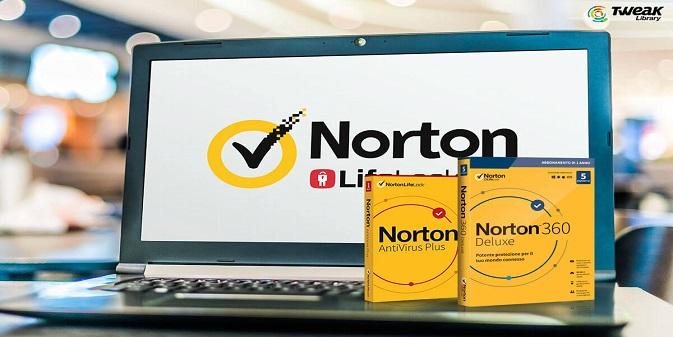 Télécharger Antivirus Norton 360 Deluxe