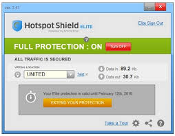 télécharger Hotspot Shield Elite
