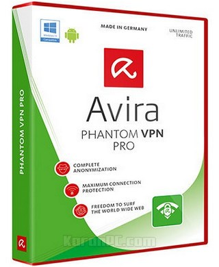 télécharger Avira Phantom VPN Crack