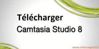 Télécharger Camtasia Studio 8