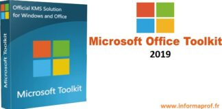 Télécharger ms office Toolkit