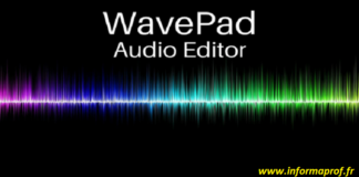 Télécharger Wavepad audio editor free