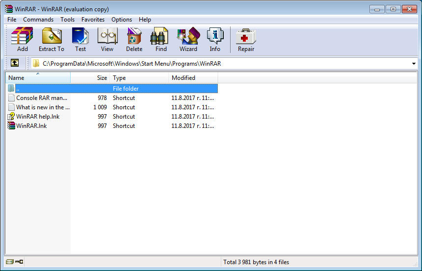 Télécharger WinRAR 64 bits Crack