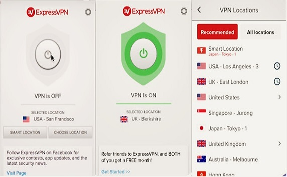 Télécharger express vpn crack