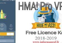 Télécharger HMA Vpn Pro