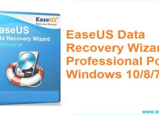 EaseUS Data Recovery Wizard Professional