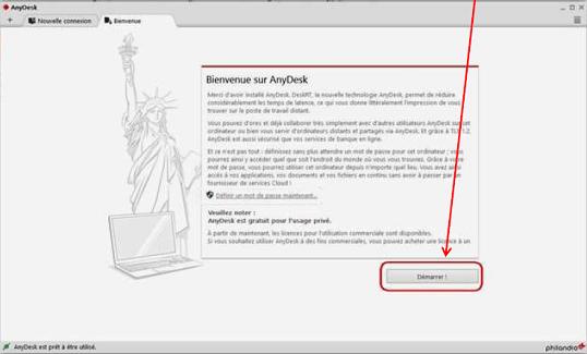 anydesk contrôler un pc à distance