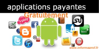 Applications Payantes