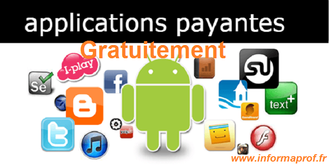 Applications Payantes