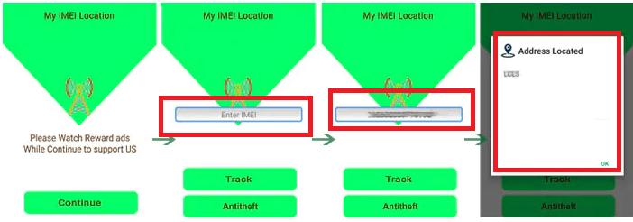 Localiser Un Téléphone Perdu Avec IMEI Tracker