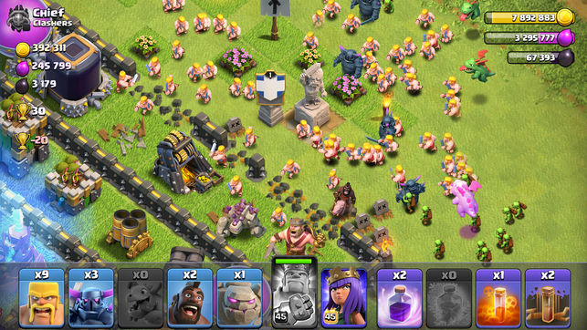 clash of clans pour windows 10