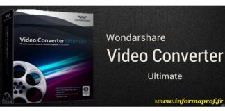 Télécharger Wondershare Video Converter Ultimate
