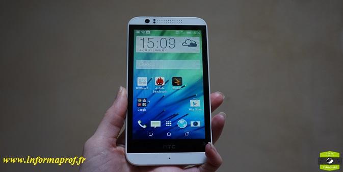 entrer en mode sans échec Sous Android