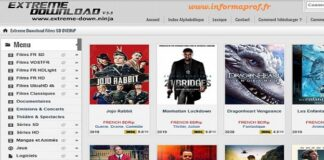 extreme download pour télécharger gratuitement des films