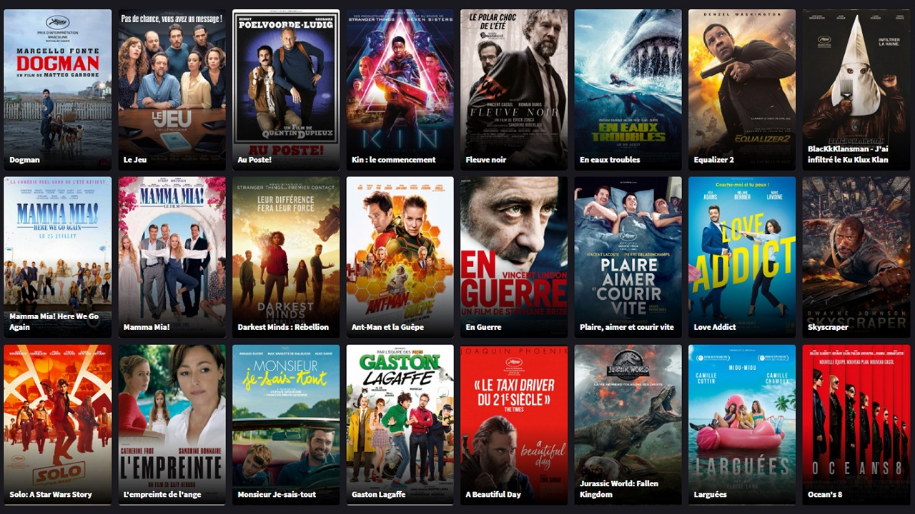 Trozam Streaming est l'un meilleur site des Films Streaming
