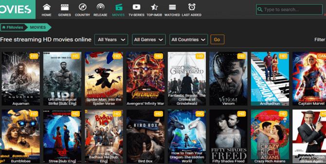 meilleurs sites des films complet