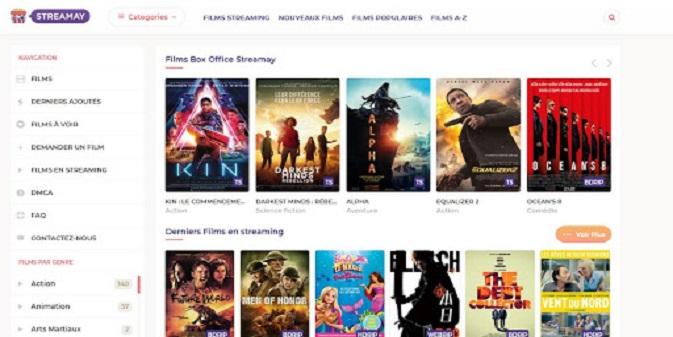 meilleurs sites des films streaming complet
