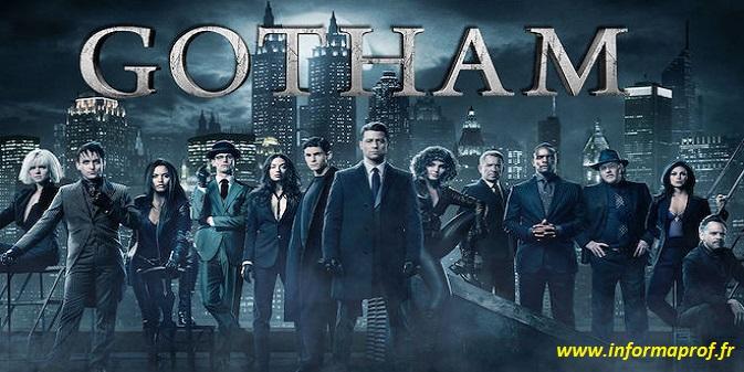 Gotham Streaming : Comment regarder toutes les saisons de Gotham