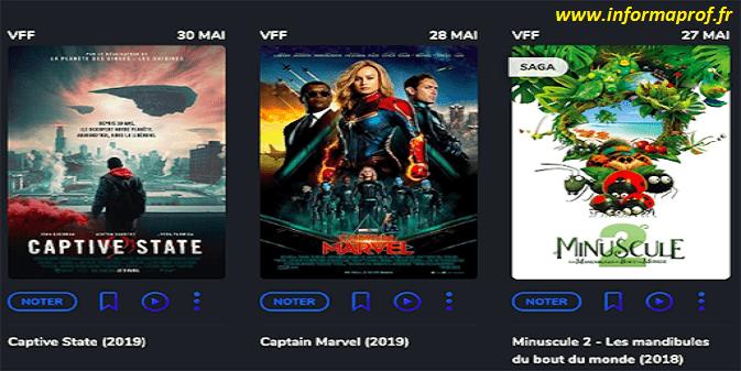 sites des films torrent