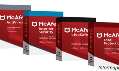 Télécharger McAfee Antivirus Total Protection