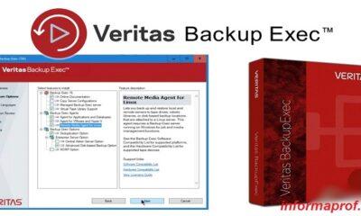 Télécharger Veritas Backup Exec licensing portal 2021